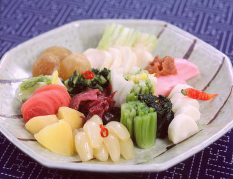 様々な漬物の種類を知って、食卓を充実させようのサムネイル画像